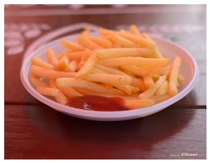 Givani.net - Food Photo • Еда фото - French fries • Картошка фри